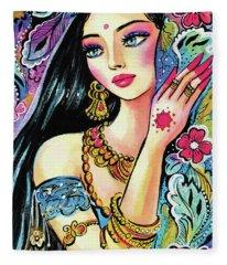 Gita Fleece Blanket
