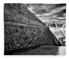 Give A Dam Fleece Blanket