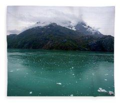 Glacier Bay Mountain Fleece Blanket