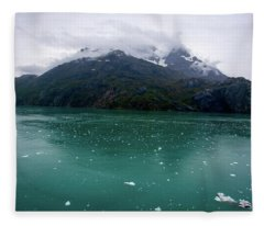 Glacier Bay Mountain Fleece Blanket