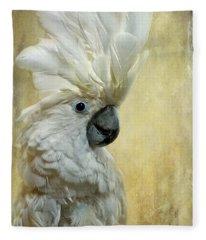 Glamour Girl Fleece Blanket