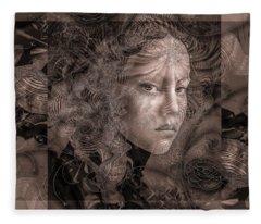 Glaze Fleece Blanket