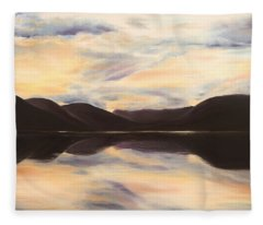 Glencoe Fleece Blanket