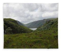 Glenveagh National Park Fleece Blanket