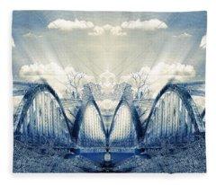 Glory Fleece Blanket