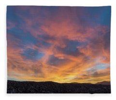 Glowscape Fleece Blanket