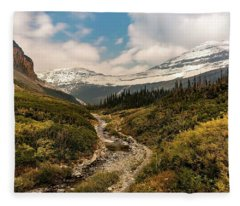 Gnp-scenic View Fleece Blanket
