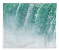 Go With The Flow Fleece Blanket