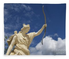 Goddess Fleece Blanket