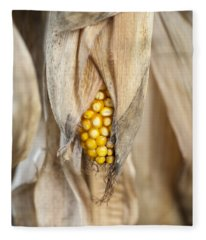 Golden Harvest Fleece Blanket