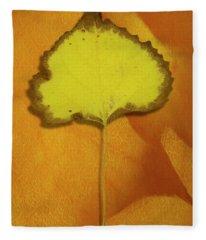 Golden Oldie Fleece Blanket