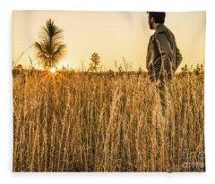 Golden Years Fleece Blanket