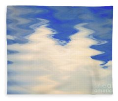 Good Vibrations Fleece Blanket