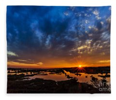 Goodnight Topsail Fleece Blanket