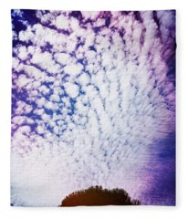 Gorgeous Skies Continue In A Shockingly Fleece Blanket