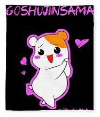 Goshujinsama Fleece Blanket