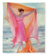 Grace Fleece Blanket