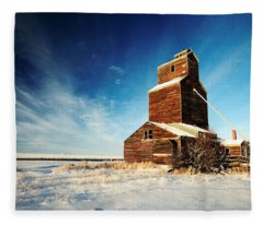 Granary Chill Fleece Blanket