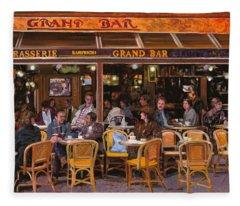 Grand Bar Fleece Blanket