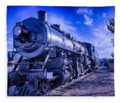 Grand Canyon Railway Fleece Blanket