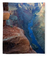 Grand Canyon Toroweap Fleece Blanket