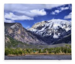Grand Lake Co Fleece Blanket