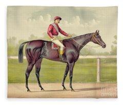 Grand Racer Kingston Fleece Blanket
