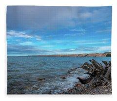 Grand Sable Banks Fleece Blanket