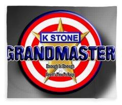 Grandmaster Fleece Blanket