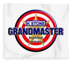 Grandmaster Version 2 Fleece Blanket
