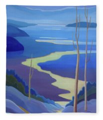 Grandview Fleece Blanket