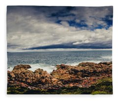 Granville Tasmania Panoramic Fleece Blanket