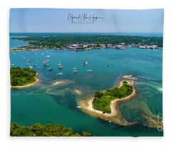 Great Harbor Fleece Blanket