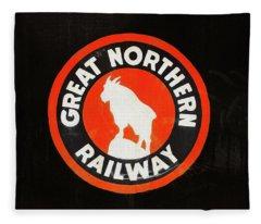 Great Northern Logo Fleece Blanket