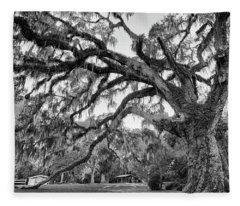 Great Tree Fleece Blanket