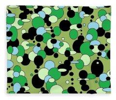 Greenies Fleece Blanket