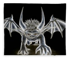 Grevil Pastel Fleece Blanket