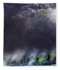 Grove Fleece Blanket