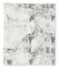 Grunge 1 Fleece Blanket
