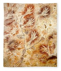 Gua Tewet - Tree Of Life Fleece Blanket