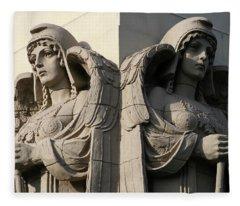 Guardian Angels Fleece Blanket