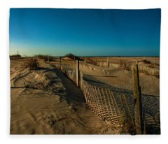 Guardians Of The Beach Fleece Blanket