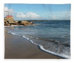 Gurteen Beach Fleece Blanket