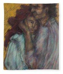 Gypsie Lovers Fleece Blanket