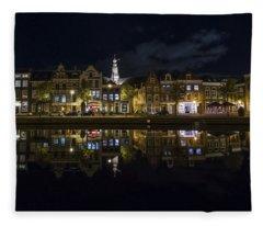 Haarlem Night Fleece Blanket