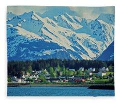 Haines - Alaska Fleece Blanket
