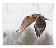 Hal Takes Flight Fleece Blanket