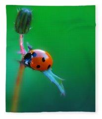 Hang Fleece Blanket