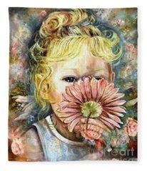 Hannah Fleece Blanket