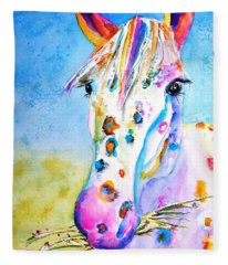 Happy Appy Fleece Blanket